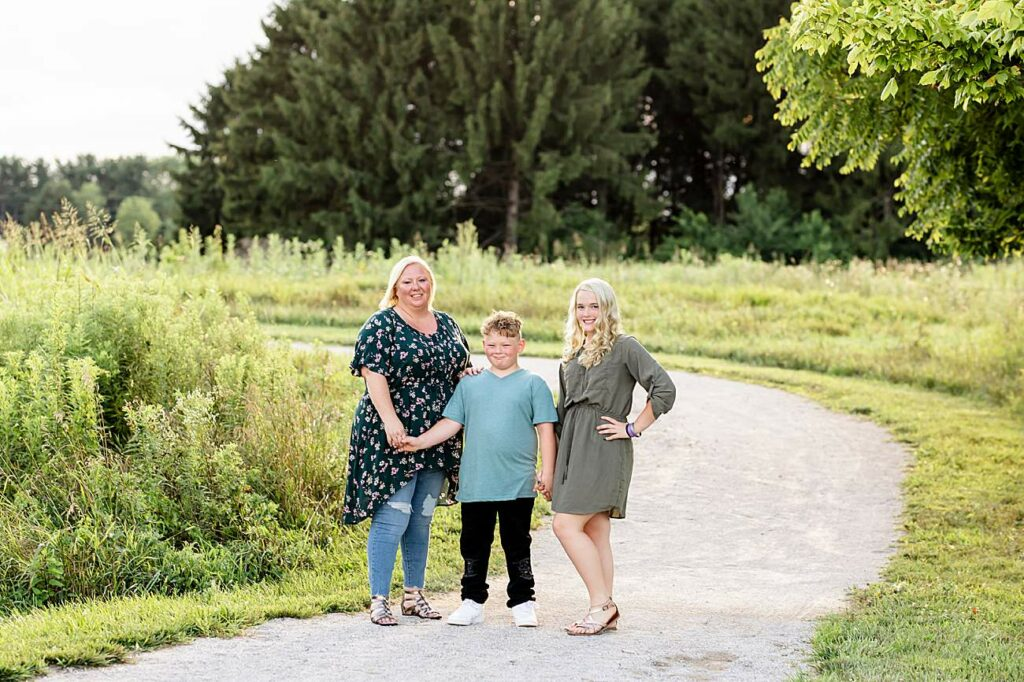 Family Photography | Heather | Scioto Grove Metro Park | Grove City, Ohio
